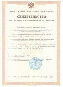 Скан св-ва о гос.регистрации